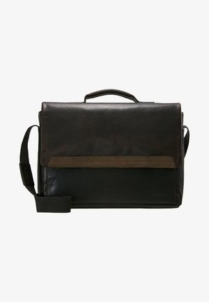 CAMDEN - ANKTENTASCHE - Briefcase - dark brown