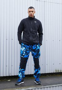 The North Face - GLACIER FULL ZIP NEW - Fleecejacka - black - 4