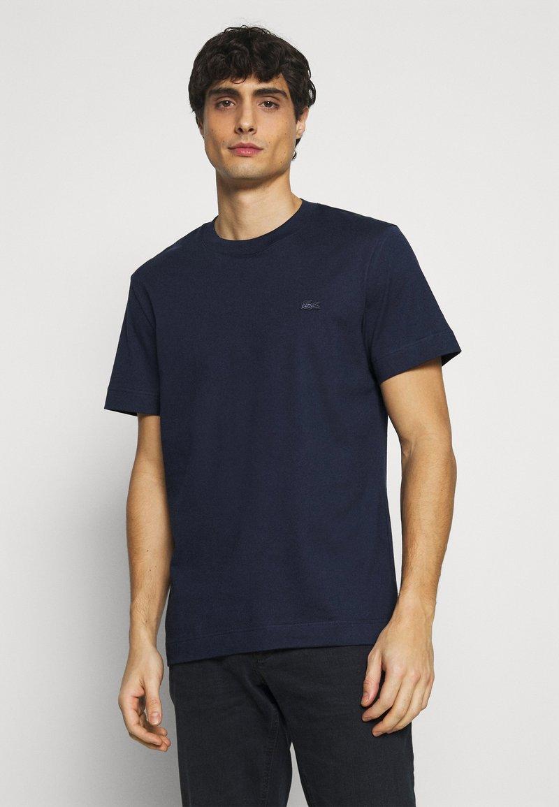 Lacoste - Basic T-shirt - dark blue
