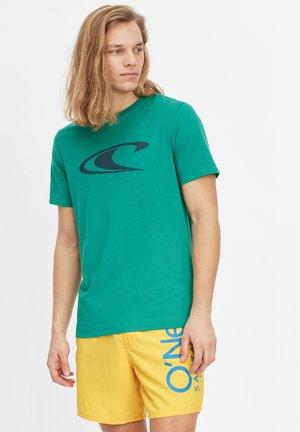 WAVE - Camiseta estampada - ivy