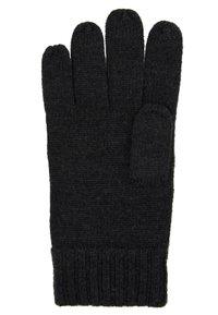 Polo Ralph Lauren - GLOVES - Rukavice - dark granite heather - 1