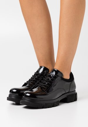 FABELLA - Lace-ups - black