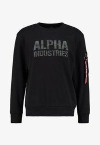 Alpha Industries - Sweatshirt - black - 3