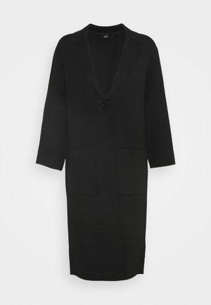 CLAUDETTE COAT - Classic coat - black