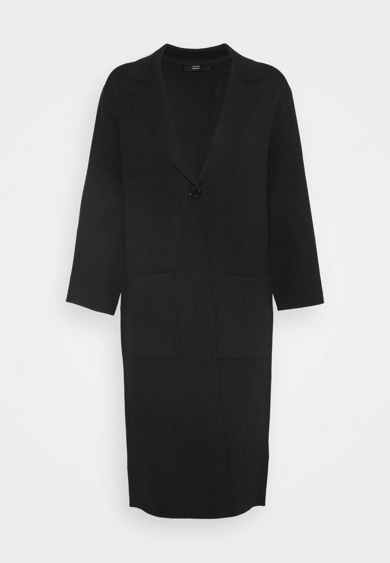 Steffen Schraut - CLAUDETTE COAT - Classic coat - black