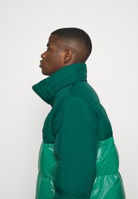 adidas Originals - REGEN PUFF - Down jacket - cgreen - 3