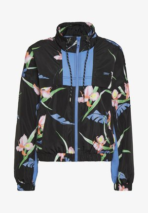 CELESTE WINDBREAKER - Training jacket - 80s tropical caviar