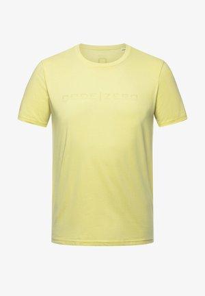 T-SHIRT SUMMER T-SHIRT - Print T-shirt - yellow set