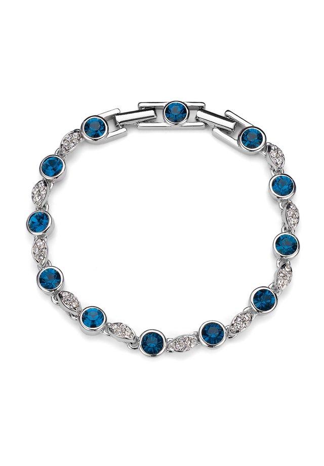 BETWEEN - Armband - blau