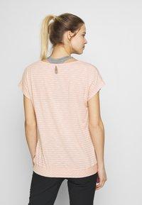 Vaude - SKOMER - T-shirts med print - rosewater - 2