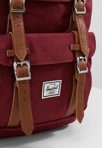 Herschel - LITTLE AMERICA - Tagesrucksack - windsor wine - 7