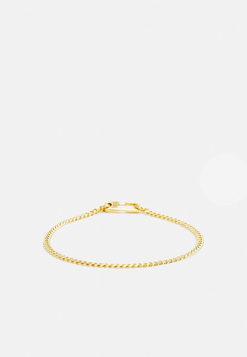 Miansai - ANNEX CUBAN CHAIN BRACELET UNISEX - Bracciale - gold-coloured