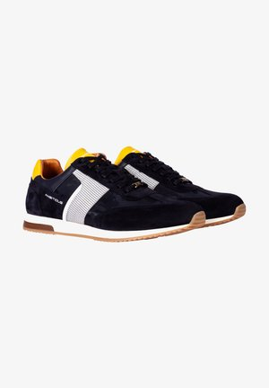 SLOW - Casual lace-ups - navy