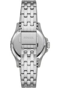 Fossil - Watch - silberfarben - 1