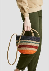 PULL&BEAR - Across body bag - multi-coloured - 1