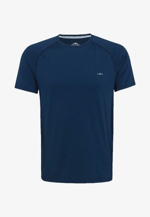 MARVIN - T-shirt con stampa - deep navy