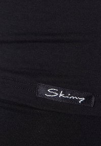 Skiny - ESSENTIALS LIGHT - Undershirt - black - 3