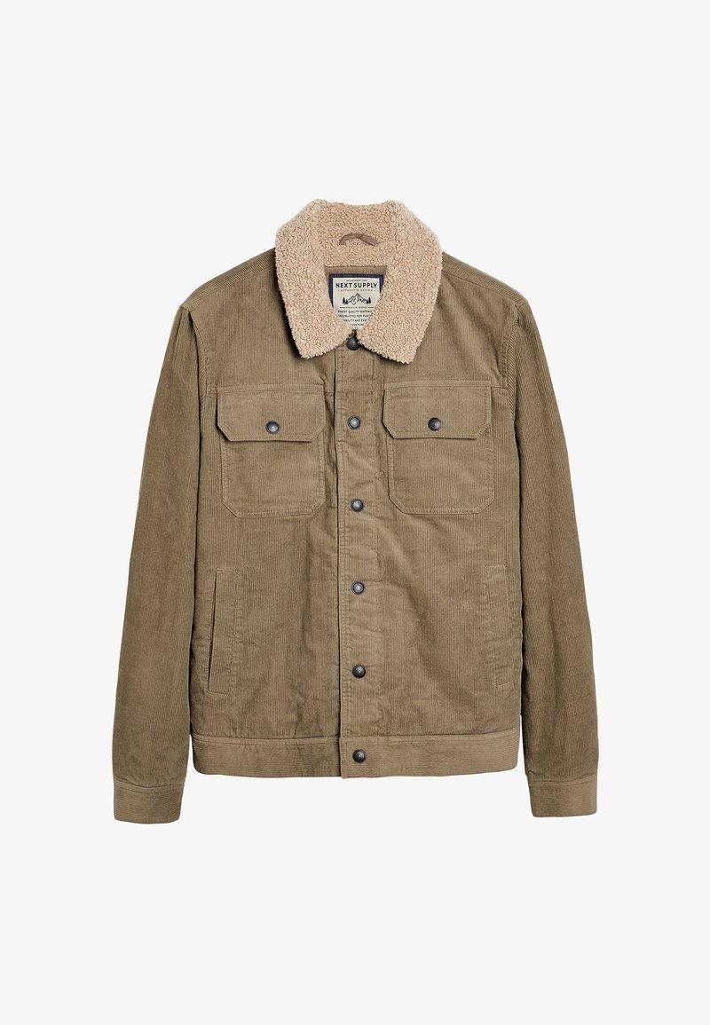 Next - Lehká bunda - brown