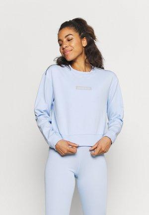 Sweatshirt - sweet blue