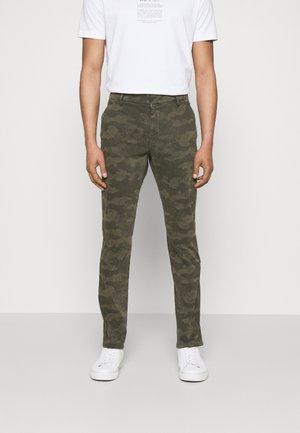 PANTALONE GAUBERT - Trousers - olive