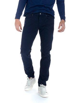 Trousers - blu scuro