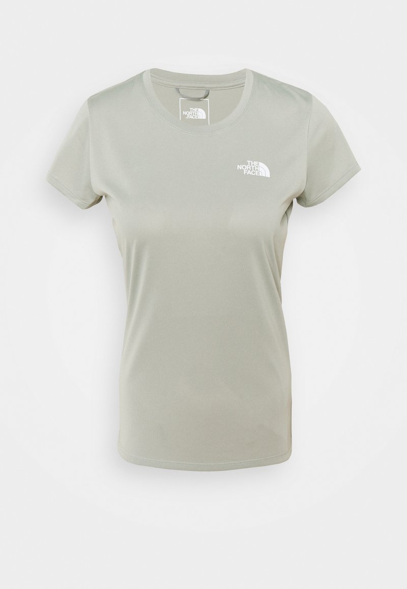 The North Face - WOMENS REAXION CREW - Basic T-shirt - wrought iron