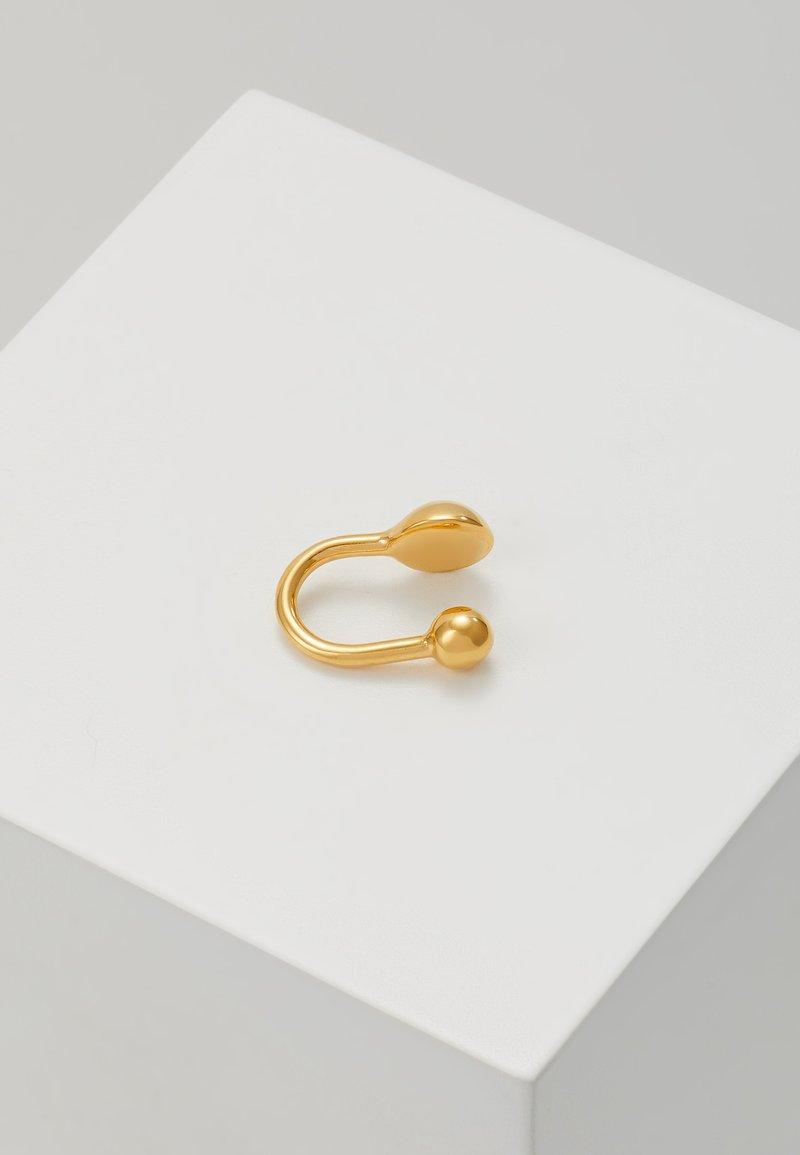 Vibe Harsløf - INNER EARCLIP - Øreringe - gold-coloured