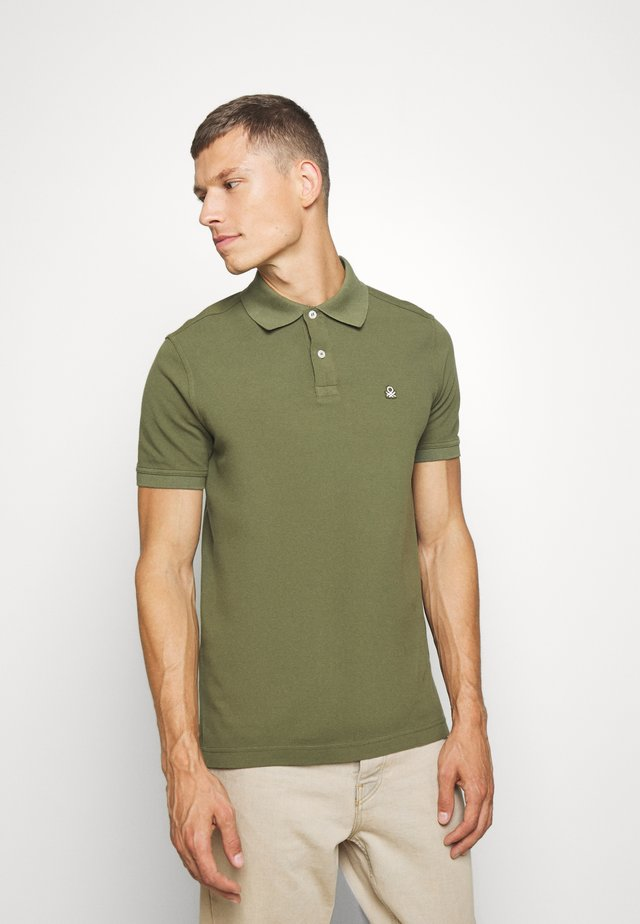 Polo - dark green