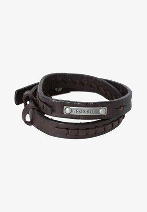 Armband - dunkelbraun