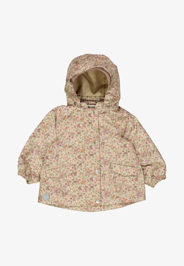 ADA TECH - Parka - stone flowers