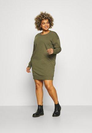 CARWERRY LIFE DRESS - Denní šaty - kalamata