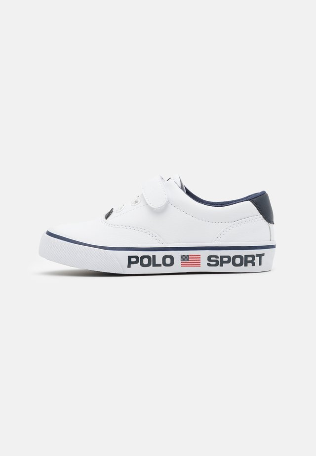 THORNTON  - Sneakers laag - white/navy