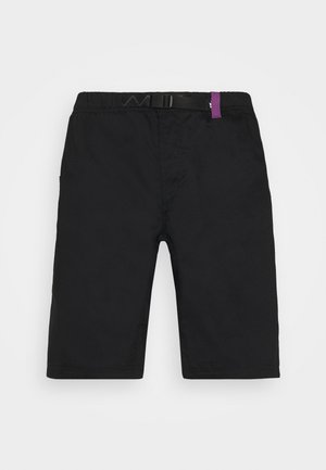 STAYAWAY  - Friluftsshorts - black/concord grap