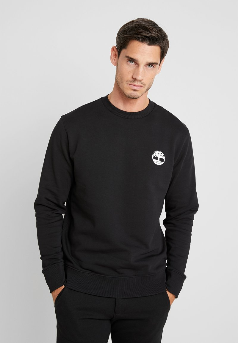Timberland - CREW - Sweatshirt - black