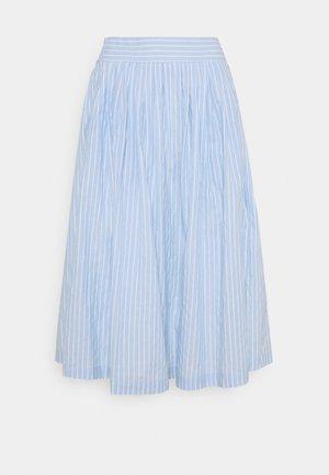YASSTRILLA MIDI SKIRT - A-line skirt - cashmere blue