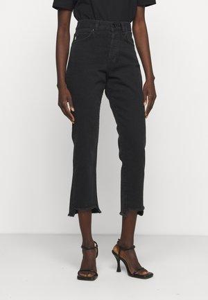 EVA - Jeans straight leg - medium grey