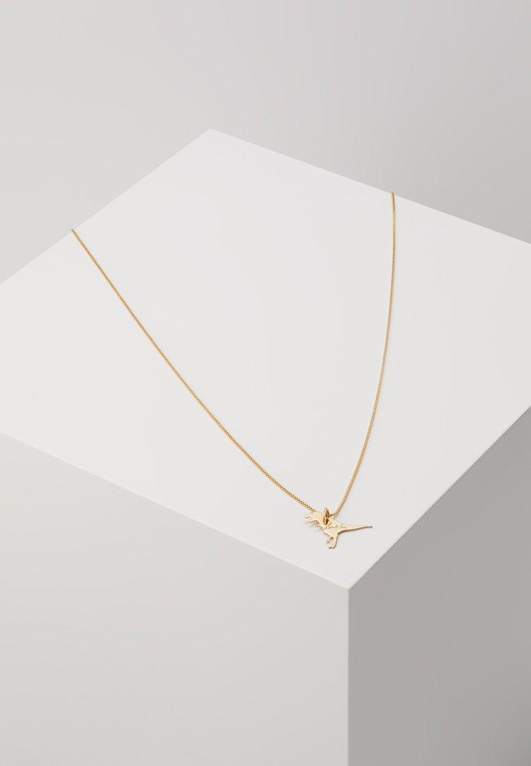 MALAIKARAISS - Necklace - gold-coloured