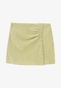 PULL&BEAR - A-line skirt - light green - 6