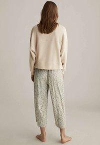 OYSHO - Pyjama bottoms - turquoise - 2