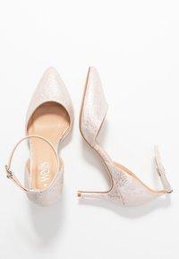 Wallis - CORDELIA - Classic heels - pink metallic - 3
