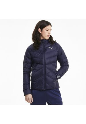WARM PACKLITE - Down jacket - peacoat