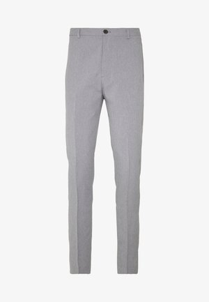 LIGHTWEIGHT WASHABLE TROUSER - Chino kalhoty - light grey/silver
