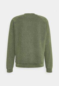 DRYKORN - BLAKE - Sweatshirt - mottled olive - 1