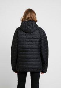Ellesse - LOMPARD - Winter jacket - black - 2