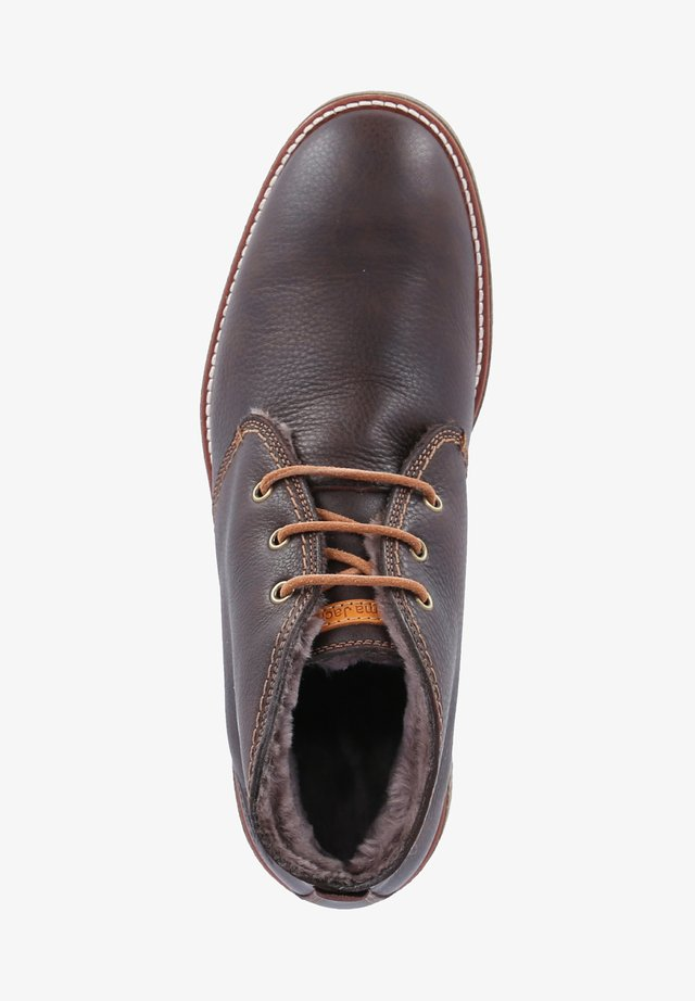 GAEL IGLOO C4 - Lace-up ankle boots - braun