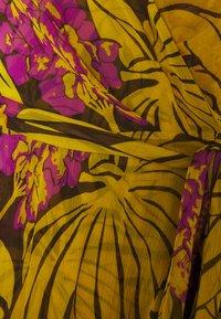 Diane von Furstenberg - JEAN - Maksimekko - yellow - 2