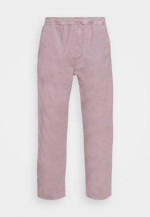 PANT - Pantalon classique - lilac
