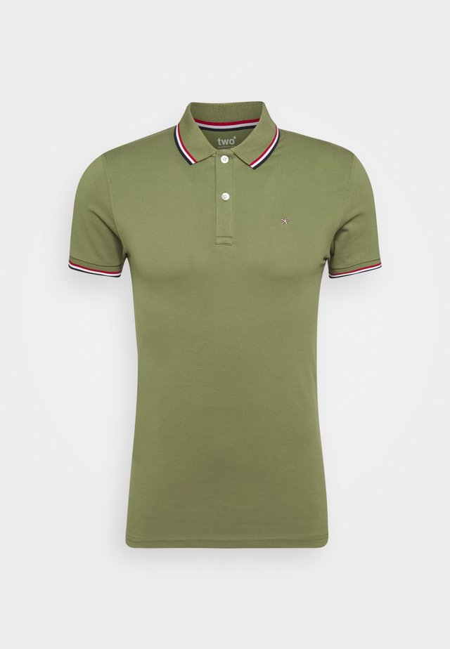NECE TWO - Polo shirt - beige