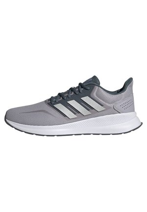 RUNFALCON SHOES - Løbesko stabilitet - grey