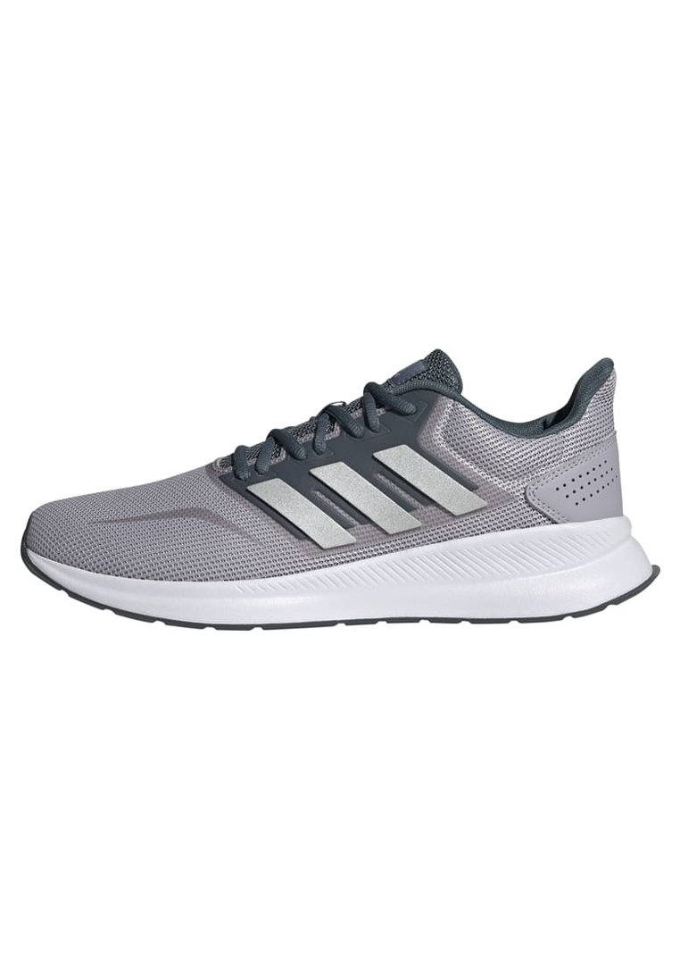 adidas Performance - RUNFALCON SHOES - Stabilty running shoes - grey